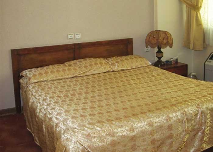 دو تخته هتل کوثر شیراز
