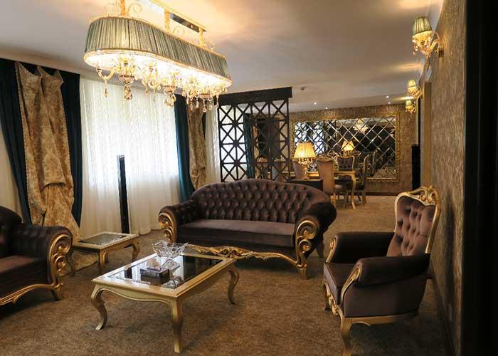 سوئیت امپریال هتل لاله تهران