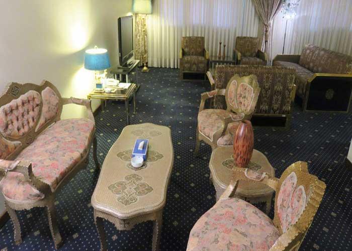 مبلمان سوئیت هتل لاله تهران
