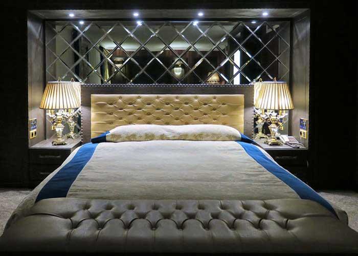 اتاق دو تخته دبل هتل لاله تهران