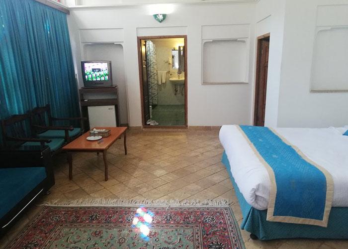 اتاق هتل لاله یزد
