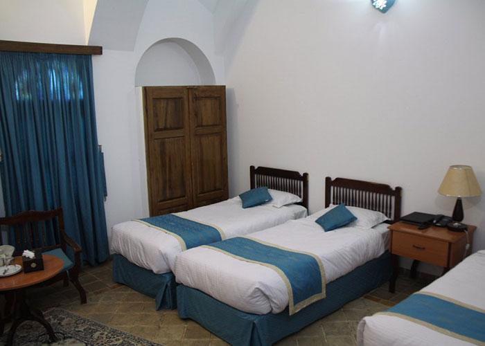 تصاویر اتاق هتل لاله یزد