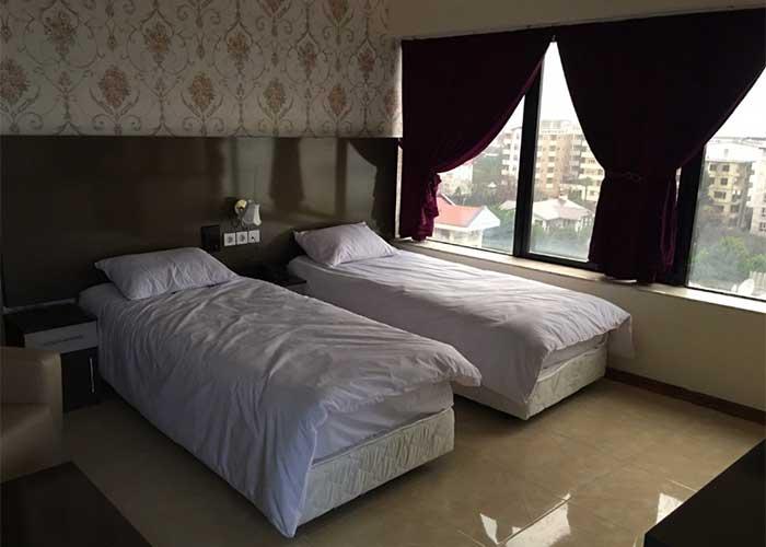 دو تخته هتل لیدو رامسر
