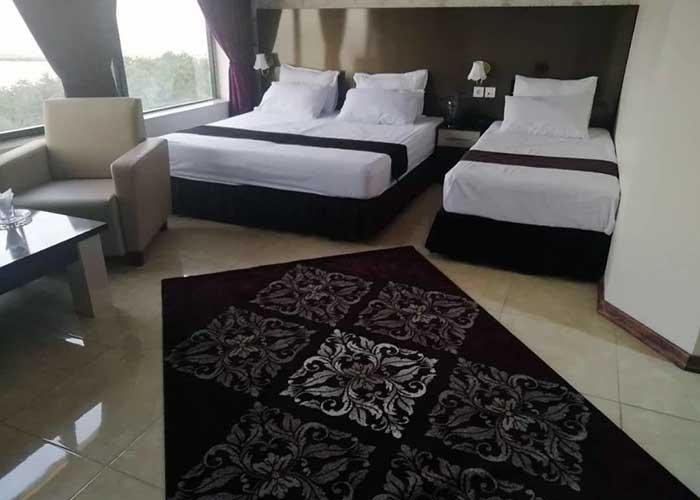 سه تخته هتل لیدو رامسر