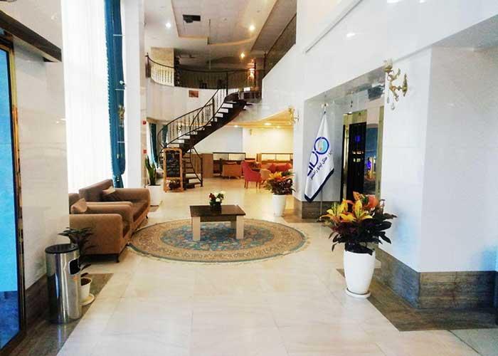 لابی هتل لیدو رامسر