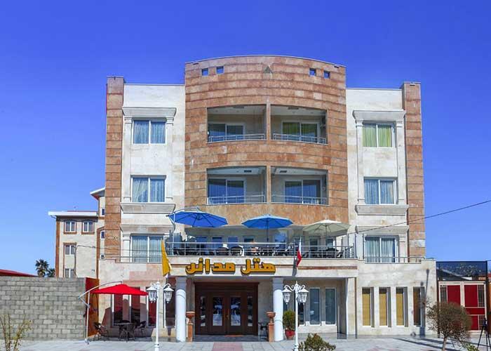 هتل مدائن بندر انزلی