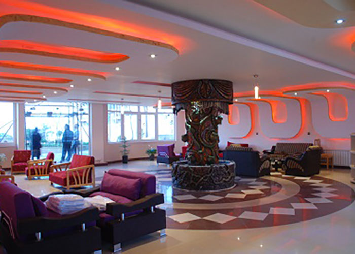هتل آپارتمان ساحلی ماهان محمودآباد