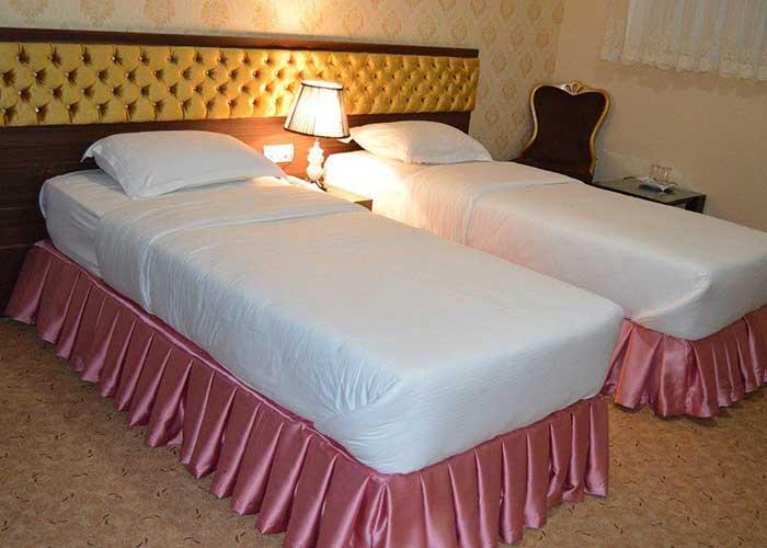 هتل مهسان قم