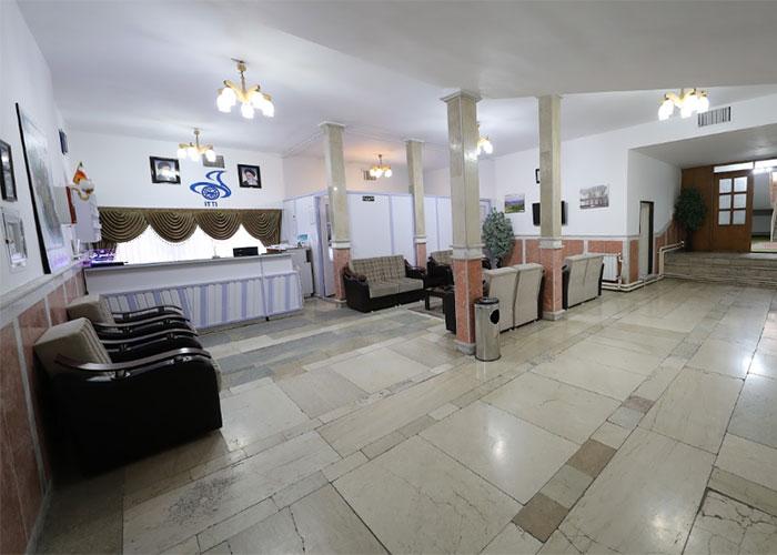 لابی هتل جهانگردی ماکو