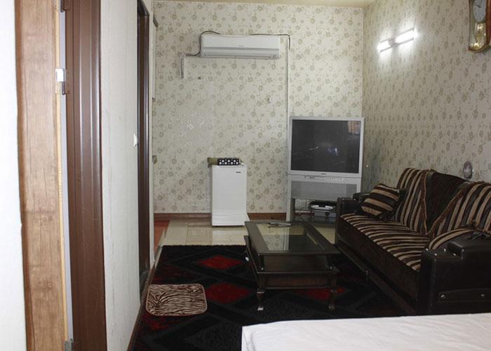 هتل آپارتمان مریم کاشان