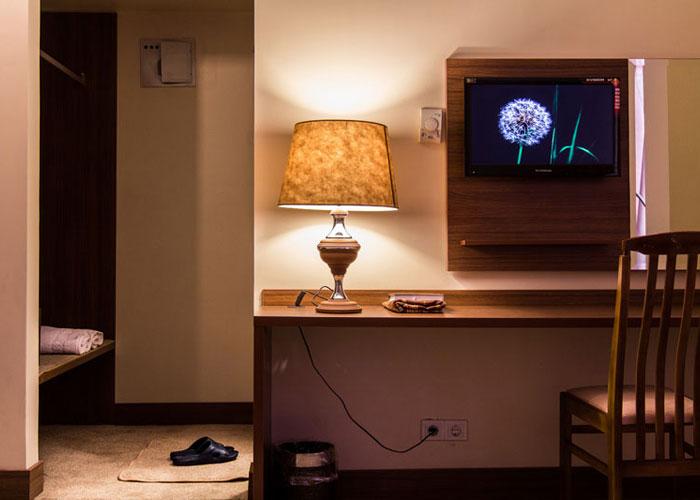 عکس اتاق هتل مارلیک