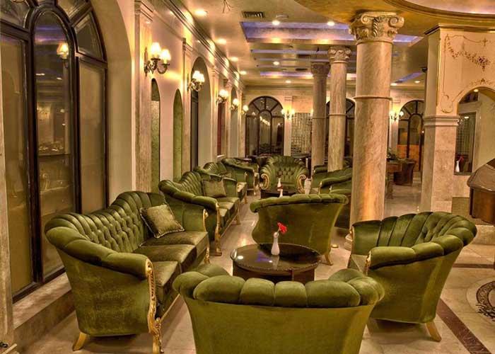 لابی هتل مارلیک تهران
