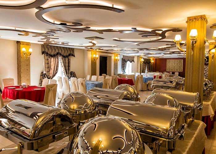 سالن مراسامات هتل مارلیک