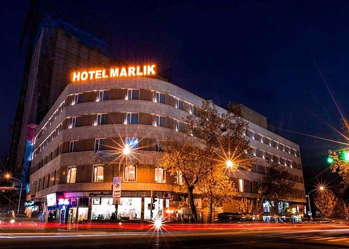 ساختمان هتل مارلیک تهران