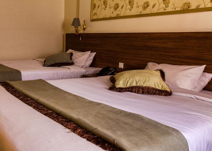 دو تخته هتل مارلیک تهران