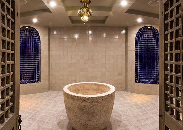 اسپا هتل مشهد تهران