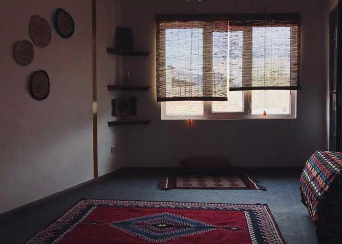 تصاویر اتاق های اقامتگاه بومگردی متا فیروزکوه