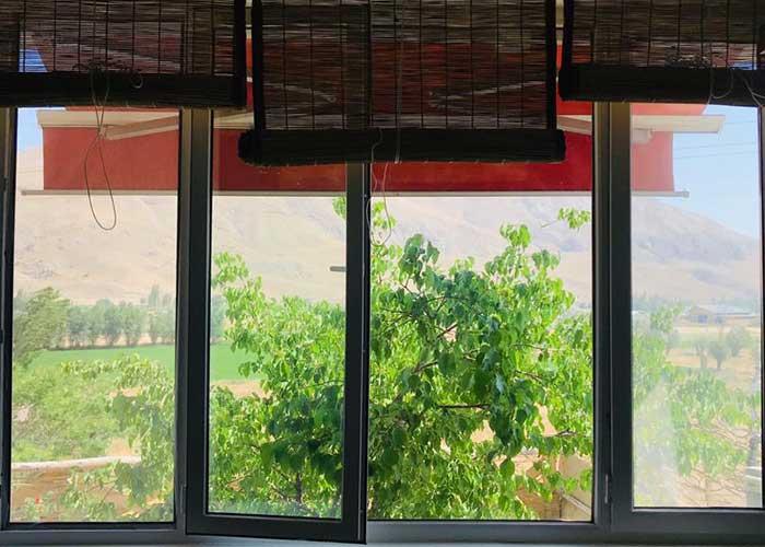 عکس های اتاق های اقامتگاه بومگردی متا فیروزکوه