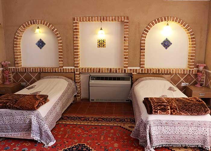 اتاق دو تخته کمپ متین آباد