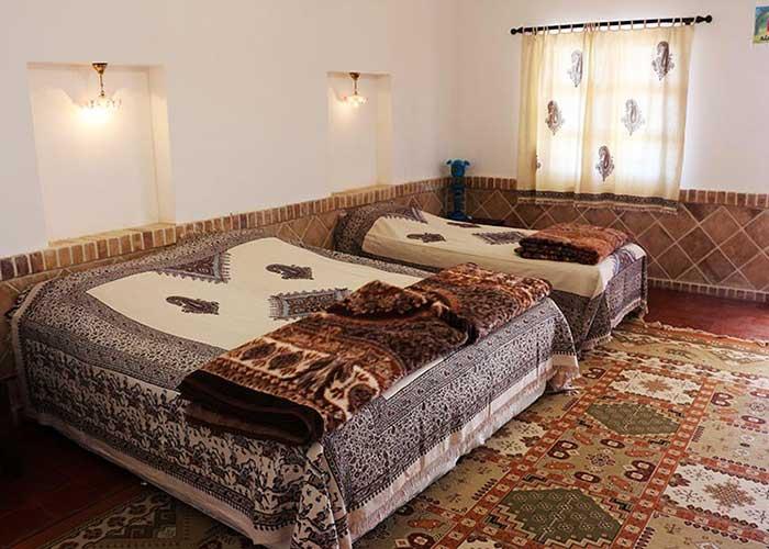 اتاق سه تخته کمپ متین آباد