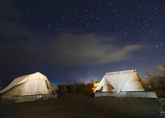 تصاویر چادر 12 متری کمپ متین آباد