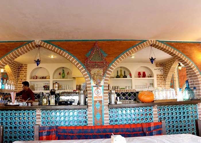 تصاویر چایخانه سنتی کمپ متین آباد