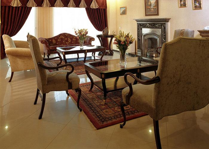 هتل آپارتمان مدیا تهران