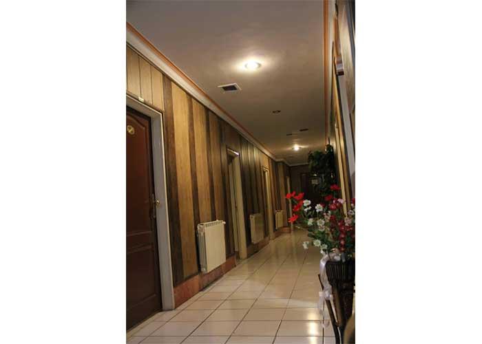 راهرو طبقات هتل مهر تهران