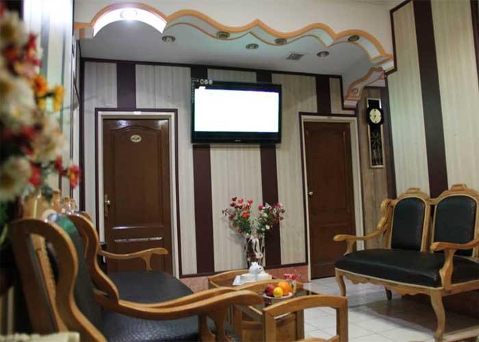 لابی هتل مهر تهران