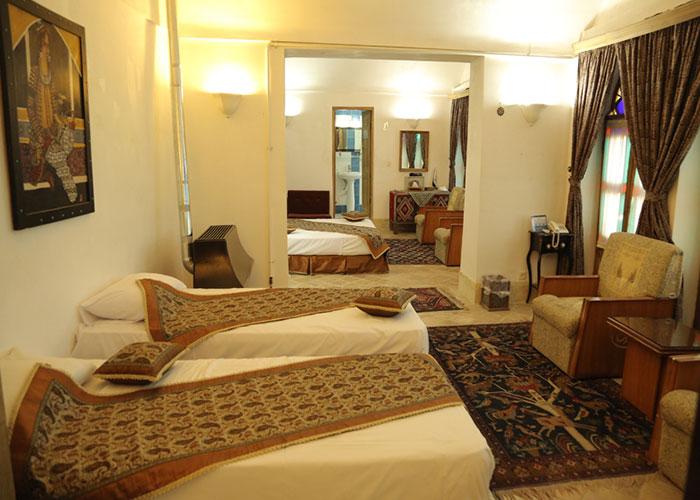 چهار تخته هتل سنتی مهر