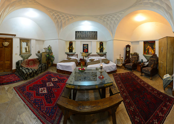 سه تخته هتل سنتی مهر