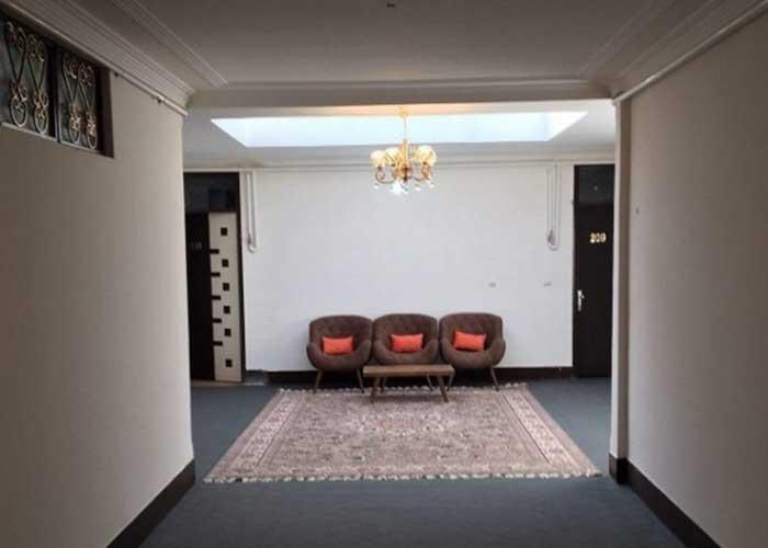 هتل آپارتمان ملل زاهدان
