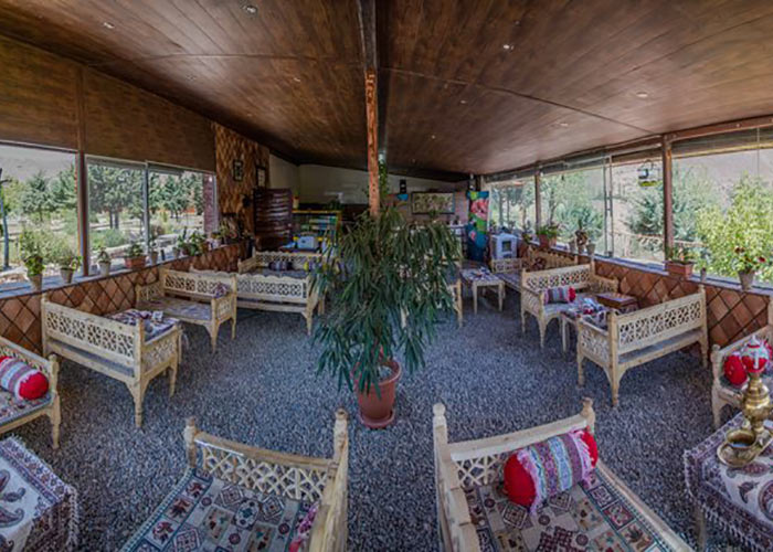 هتل جهانگردی میگون تهران