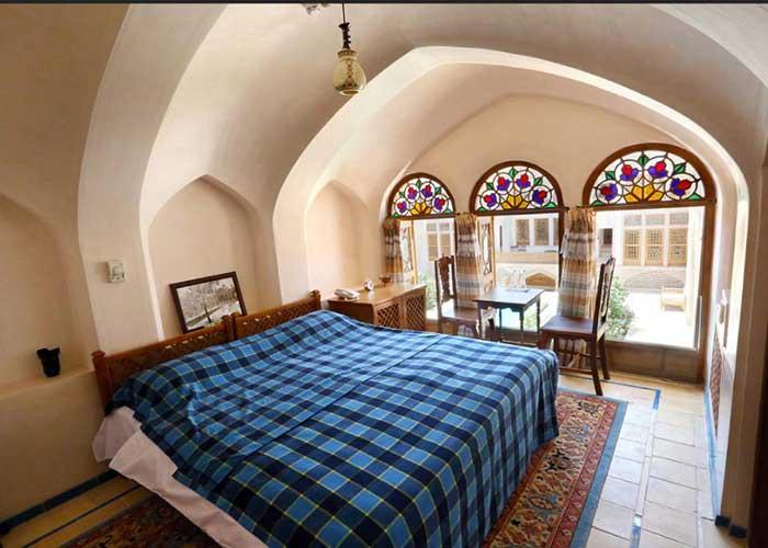 دو تخته دبل اقامتگاه مهینستان راهب