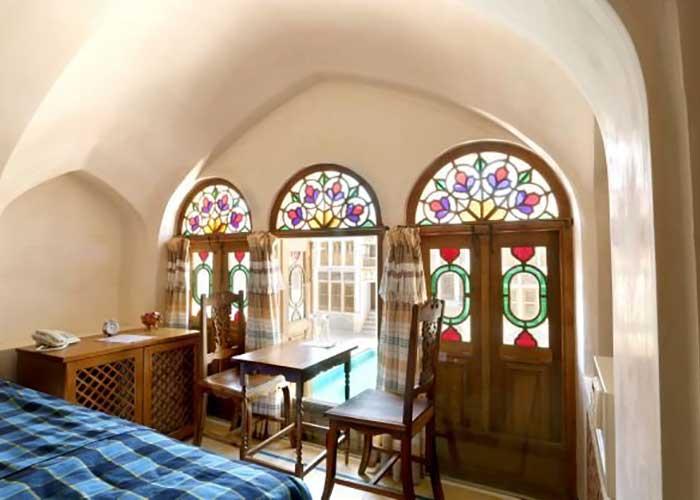 دو تخته دو تخته توئین اقامتگاه مهینستان راهب