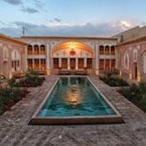 خانه مهین سرای راهب کاشان