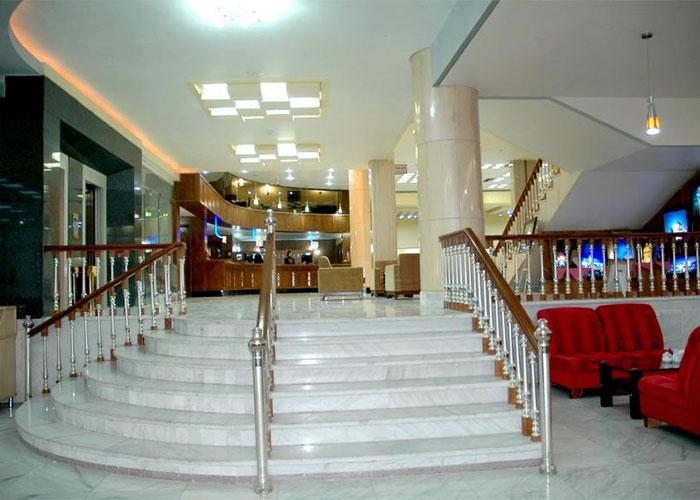 هتل مینو مشهد