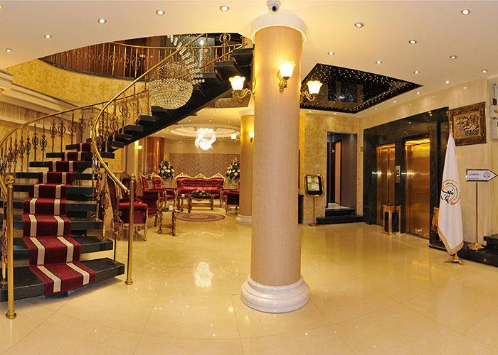 لابی هتل منجی مشهد