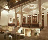 هتل خانه مرشدی کاشان