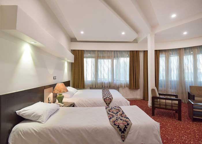 تصاویر اتاق هتل مروارید