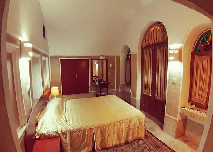 اتاق دو تخته دبل کاروانسرای مشیر