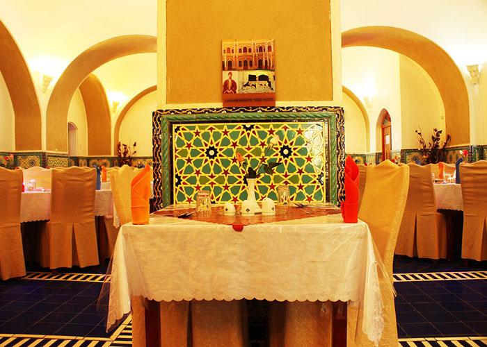 عکس رستوران هتل کاروانسرای مشیر