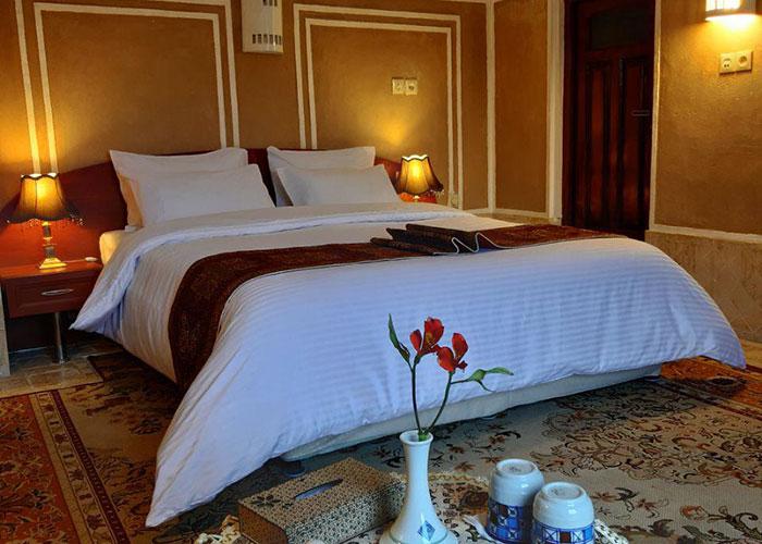 تصاویر اتاق هتل کاروانسرای مشیر