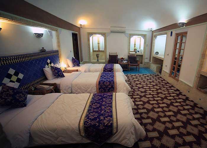عکس سه تخته هتل باغ مشیر الممالک