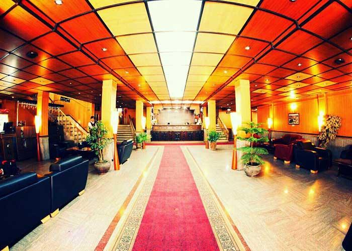 تصاویر هتل نادری اهواز
