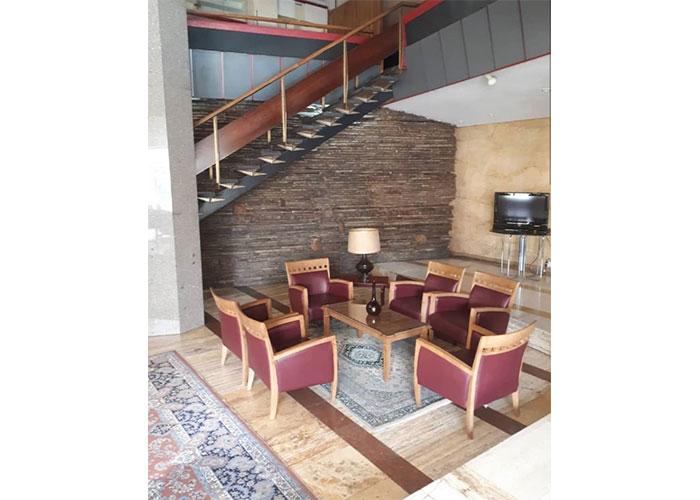 لابی هتل هتل نادری نو تهران