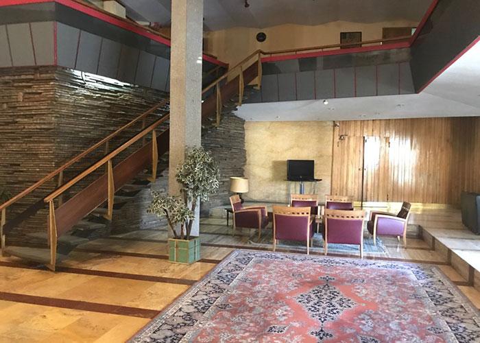 لابی هتل نادری نو تهران