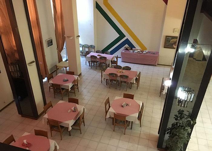 رستوران هتل نادری نو تهران