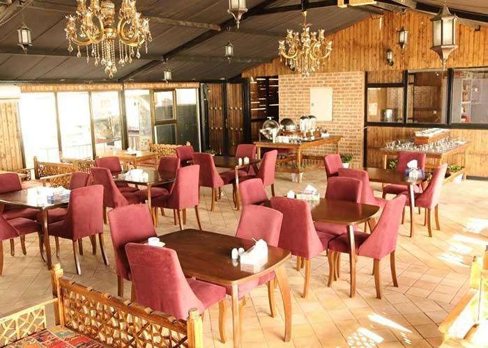 رستوران هتل ناکو بوشهر