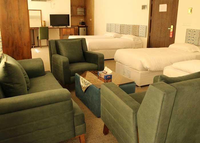 چهار تخته هتل ناکو بوشهر
